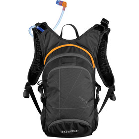SOURCE Fuse Trinkrucksack 2+6l black